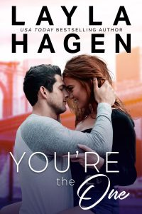 You're The One by Layla Hagen Release & Review