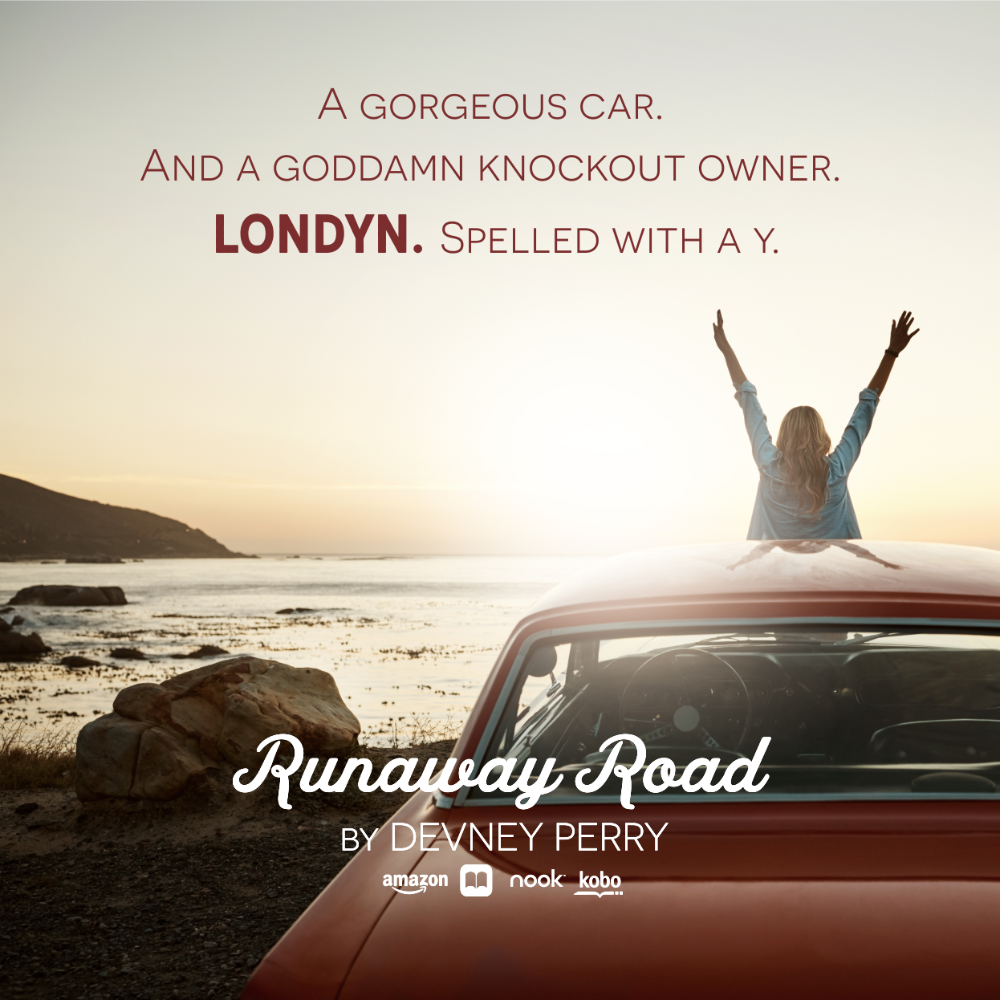 Runaway Road by Devney Perry Teaser