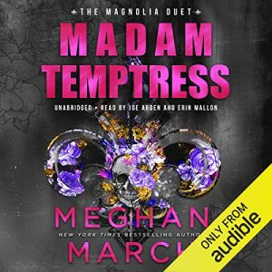 Audio Review: Madam Temptress by Meghan March
