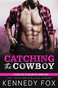 Catching the Cowboy by Kennedy Fox Release Blitz & Review