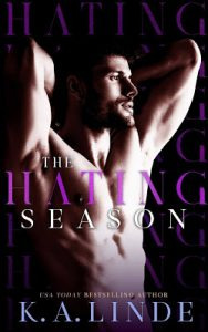 The Hating Season by K.A. Linde Release & Review