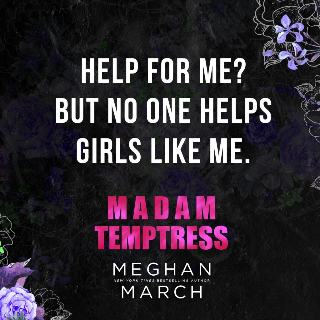 Madam Temptress by Meghan March Teaser 2