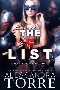 The F List by Alessandra Torre Release & Review