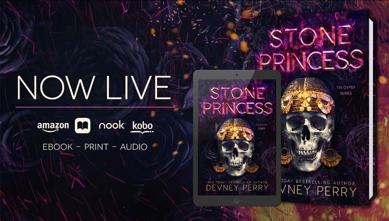 Stone Princess by Devney Perry Banner