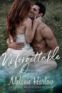 Unforgettable by Melanie Harlow Blog Tour & Review