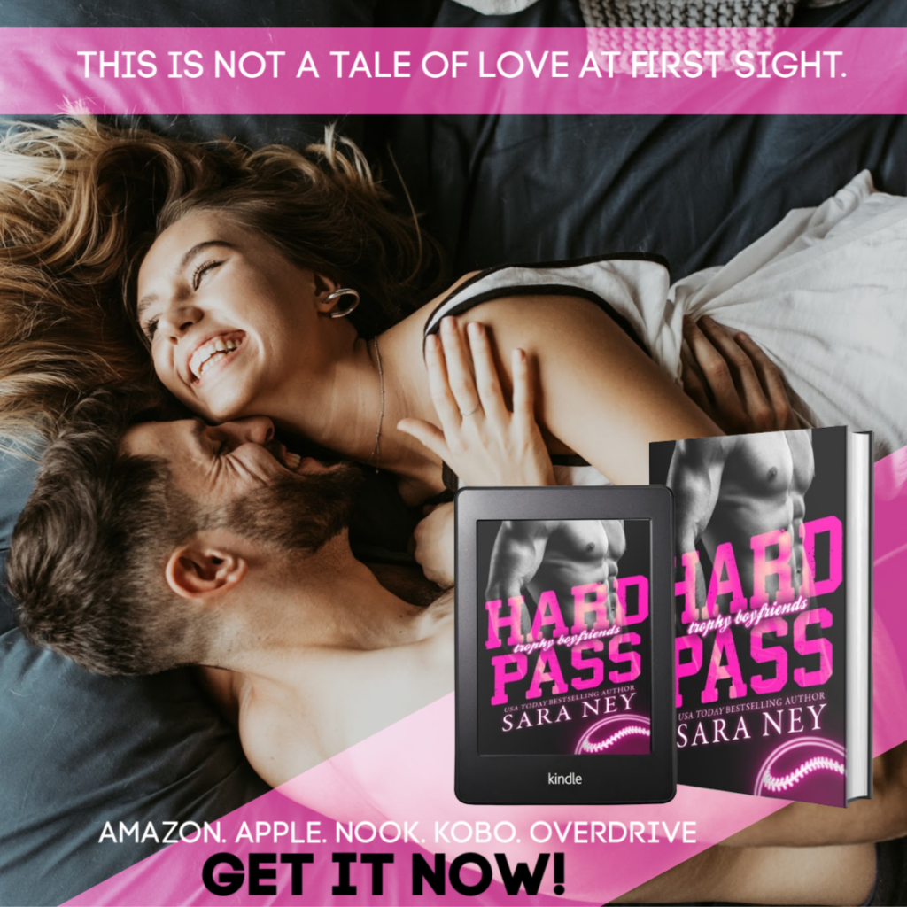 Hard Pass by Sara Ney is now live