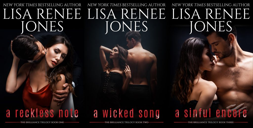 Brilliance Trilogy by Lisa Renee Jones