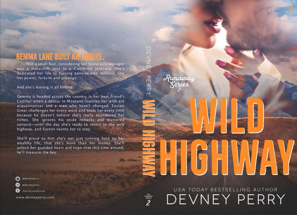 Wild Highway by Devney Perry Full Cover