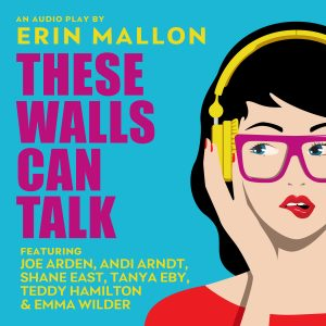 These Walls Can Talk by Erin Mallon Blog Tour & Audio Review