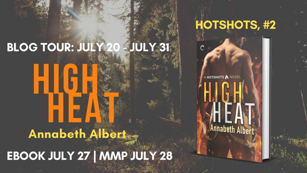 High Heat.by Annabeth Albert Blog Tour