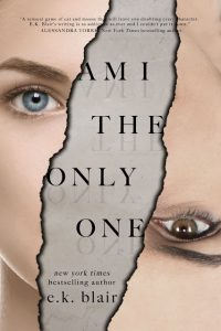 Am I The Only One by E.K. Blair Release & Review