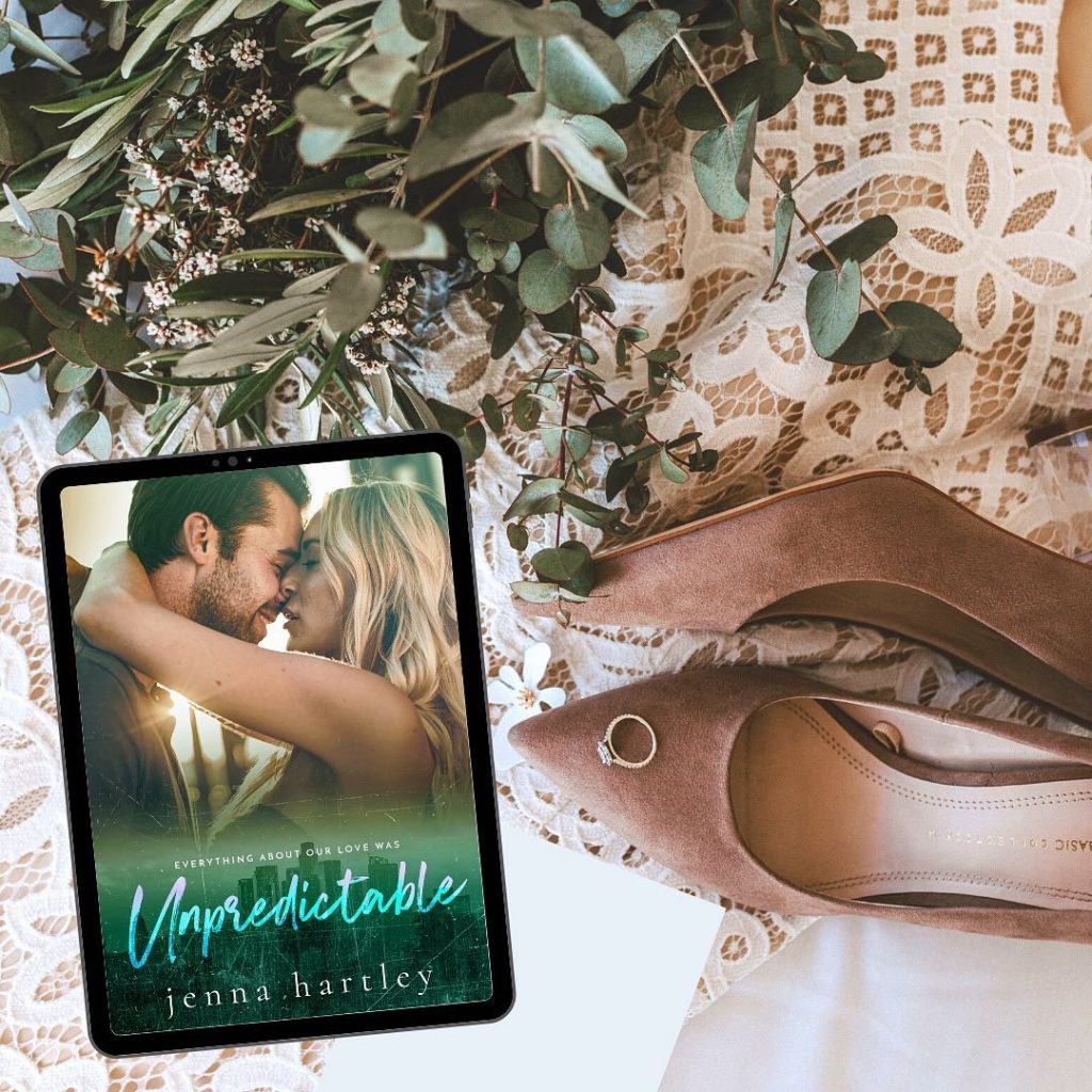 Unpredictable by Jenna Hartley is now live