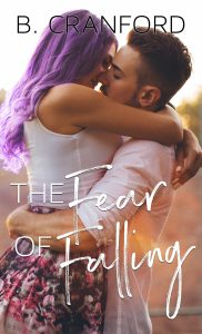 The Fear of Falling by B. Cranford Release Blitz & Review