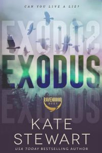 Exodus by Kate Stewart Release &  Review