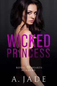 Wicked Princess by A. Jade Release & Review