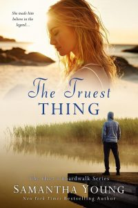 The Truest Thing by Samantha Young Release & Review