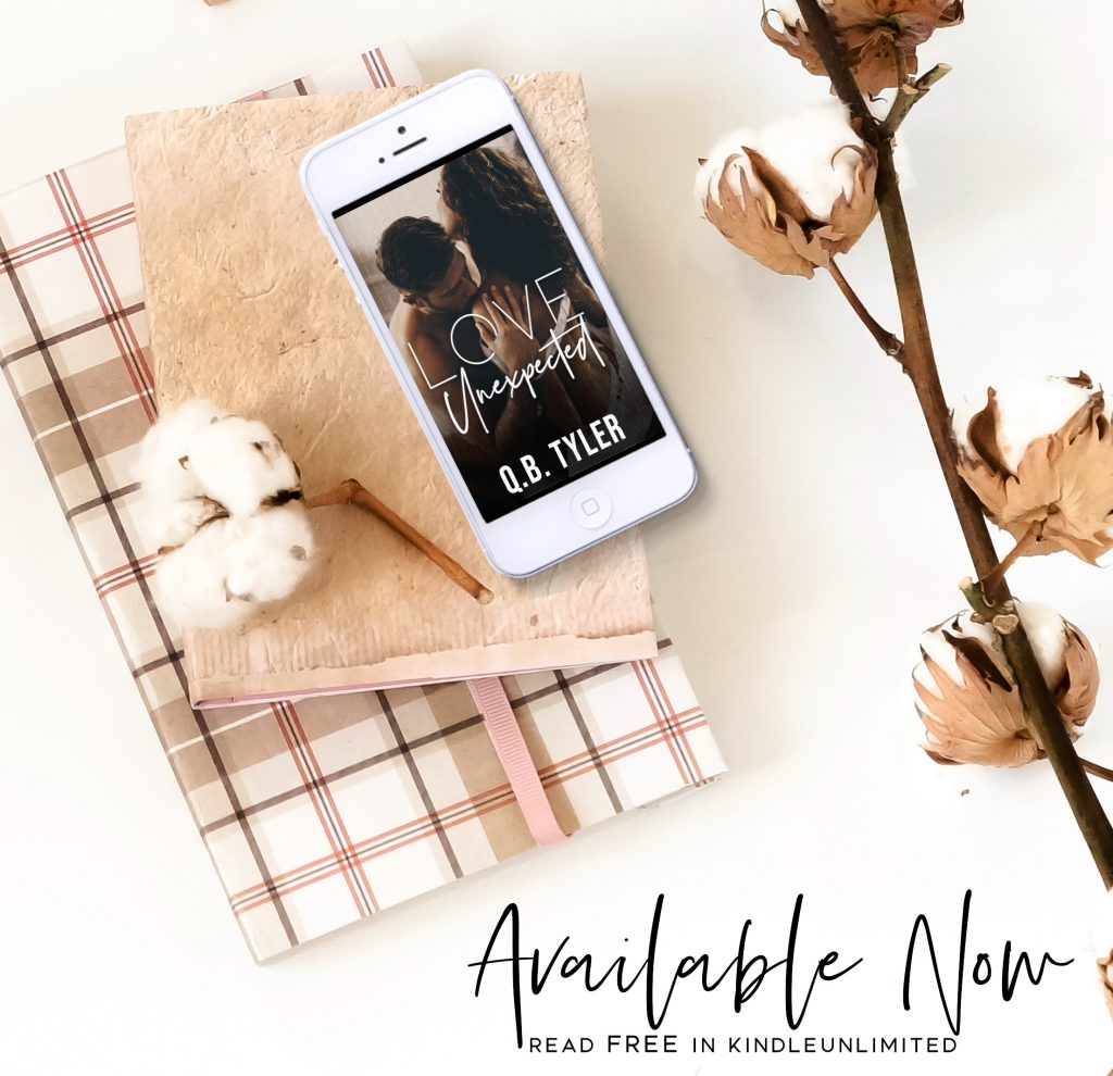 Love Unexpected by Q.B. Tyler now live