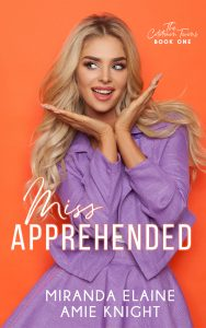 Miss Apprehended by Miranda Eliane & Amie Knight Blog Tour & Review