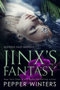 Jinx's Fantasy by Pepper Winters Release Blitz & Review