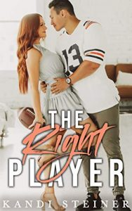 The Right Player by Kandi Steiner Blog Tour & Review