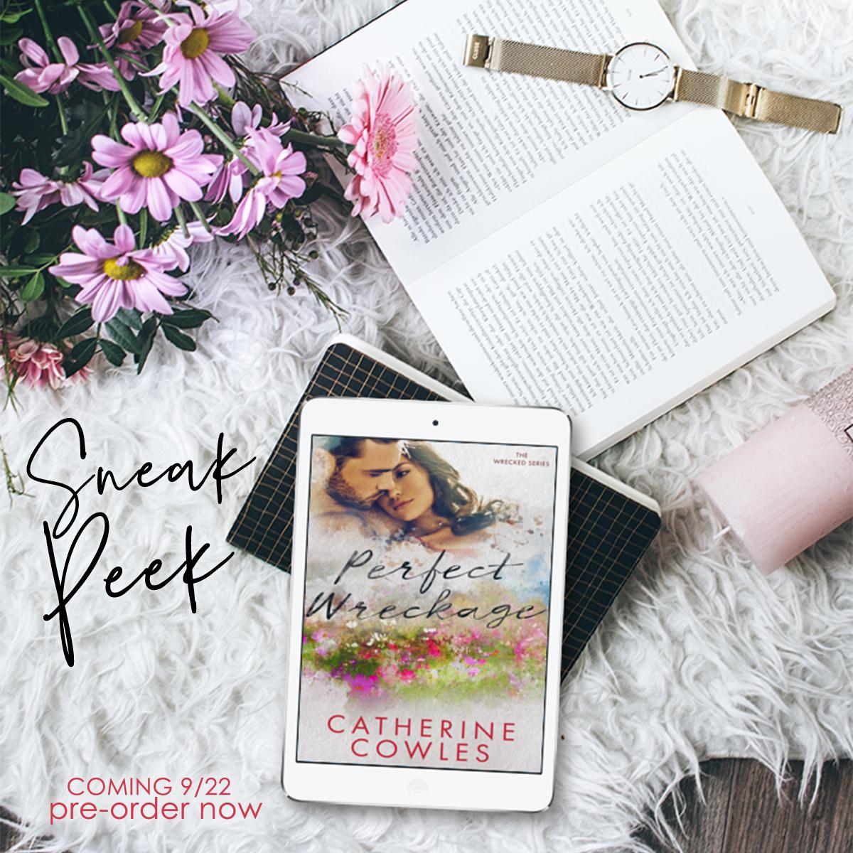 Sneak Peek - Perfect Wreckage by Catherine Cowles