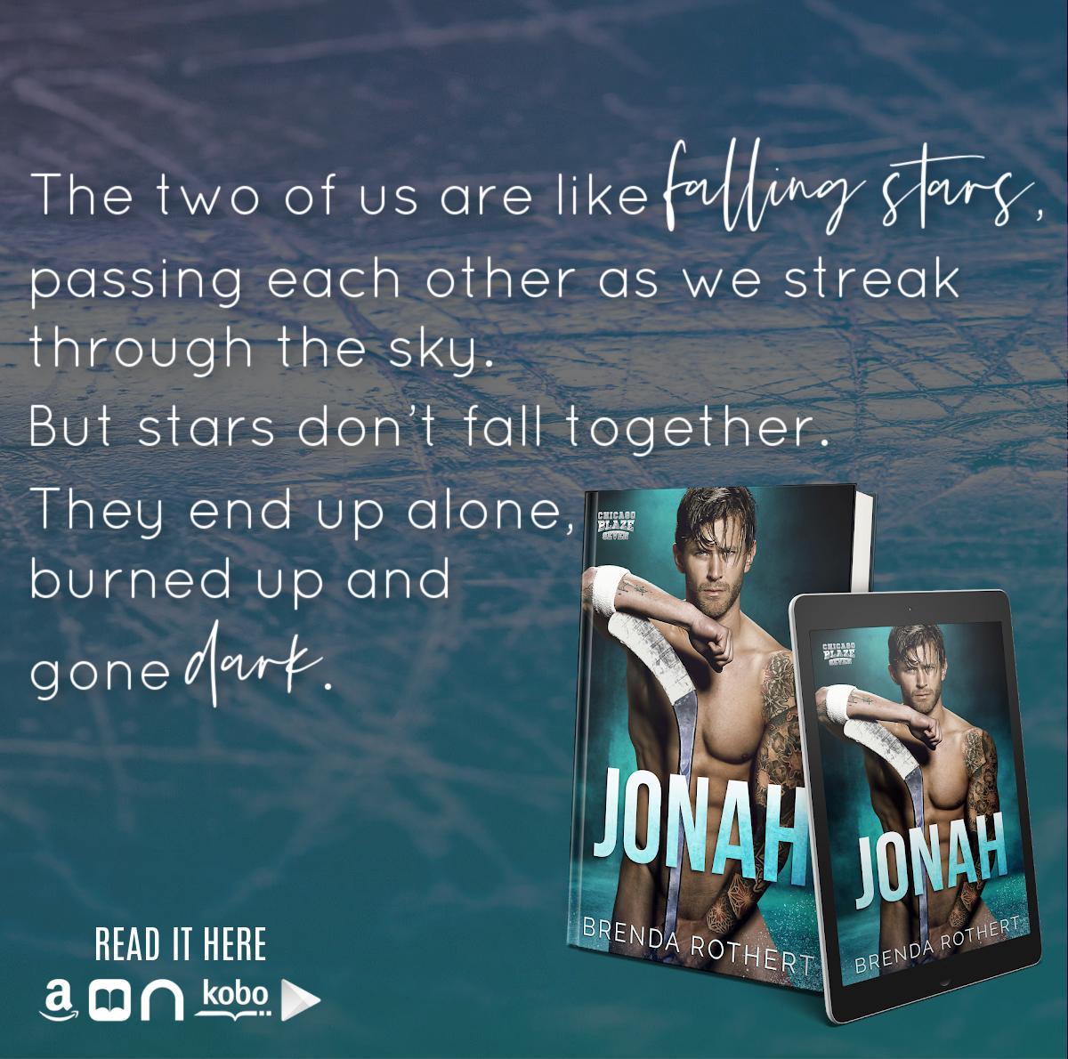 Jonah by Brenda Rothert Teaser