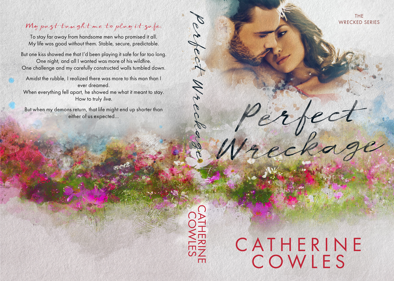Perfect Wreckage by Catherine Cowles Cover
