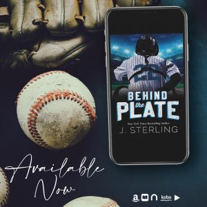 Behind the Plate by J. Sterling is live
