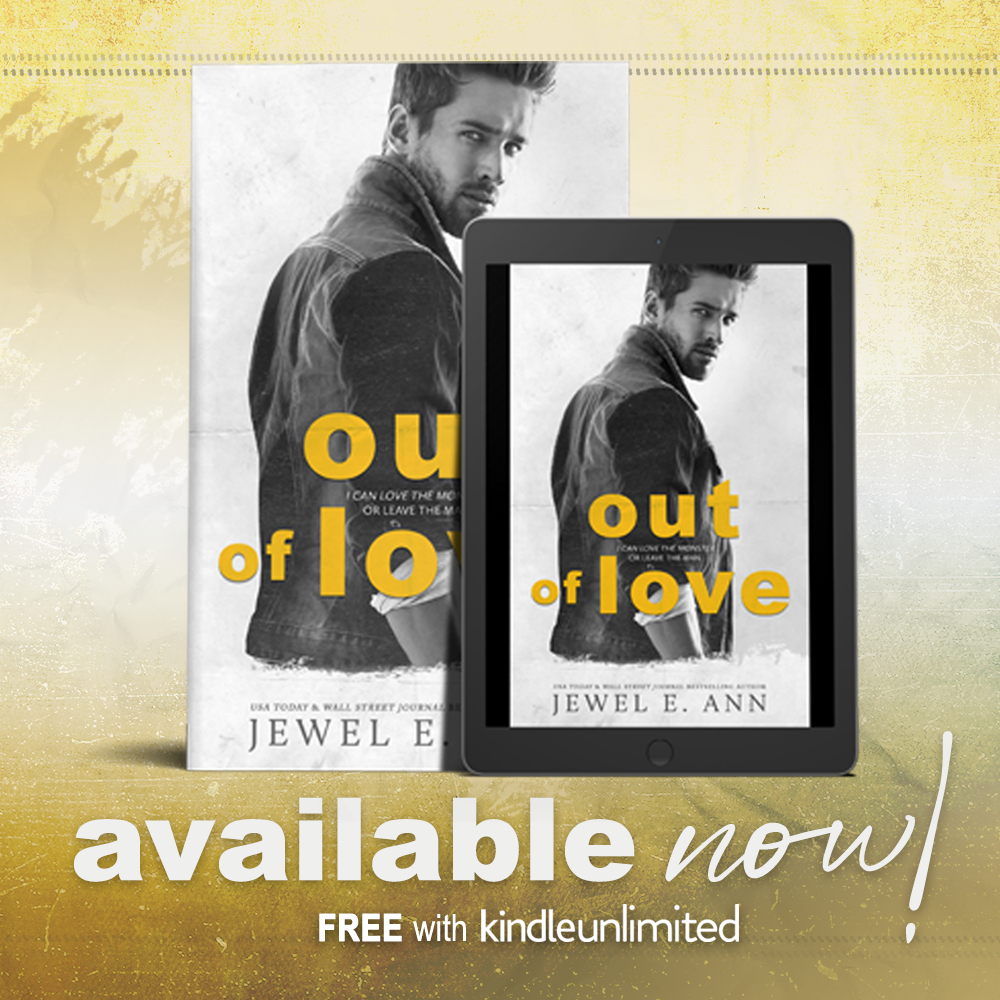 Out of Love by Jewel E Ann is now live