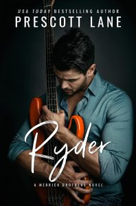 Ryder by Prescott Lane Release & Review