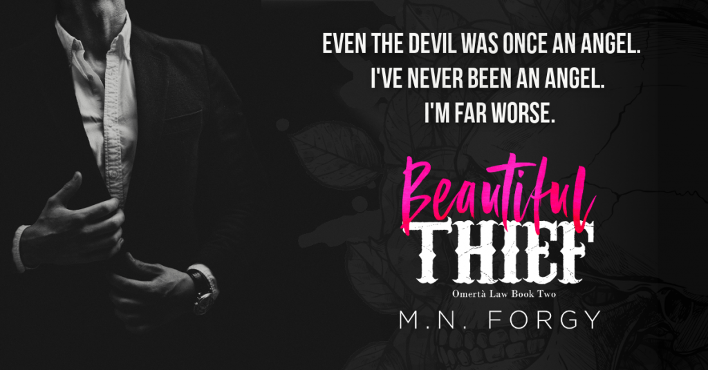 Beautiful Thief by MN Forgy Teaser