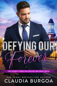 Defying Our Forever by Claudia Burgoa Release & Review