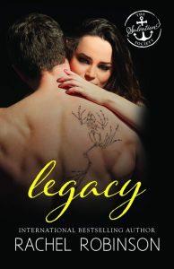 Legacy by Rachel Robinson Blog Tour & Review