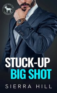 Stuck-Up Big Shot by Sierra Hill Release & Review