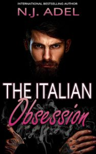 The Italian Obsession by N.J. Adel Release & Review