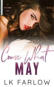 Come What May by LK Farlow Release & Review