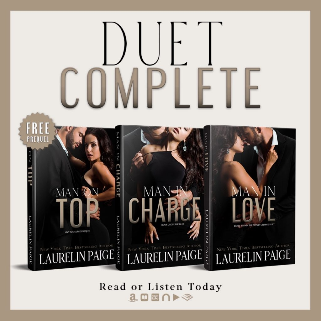Man in Charge Duet by Laurelin Paige