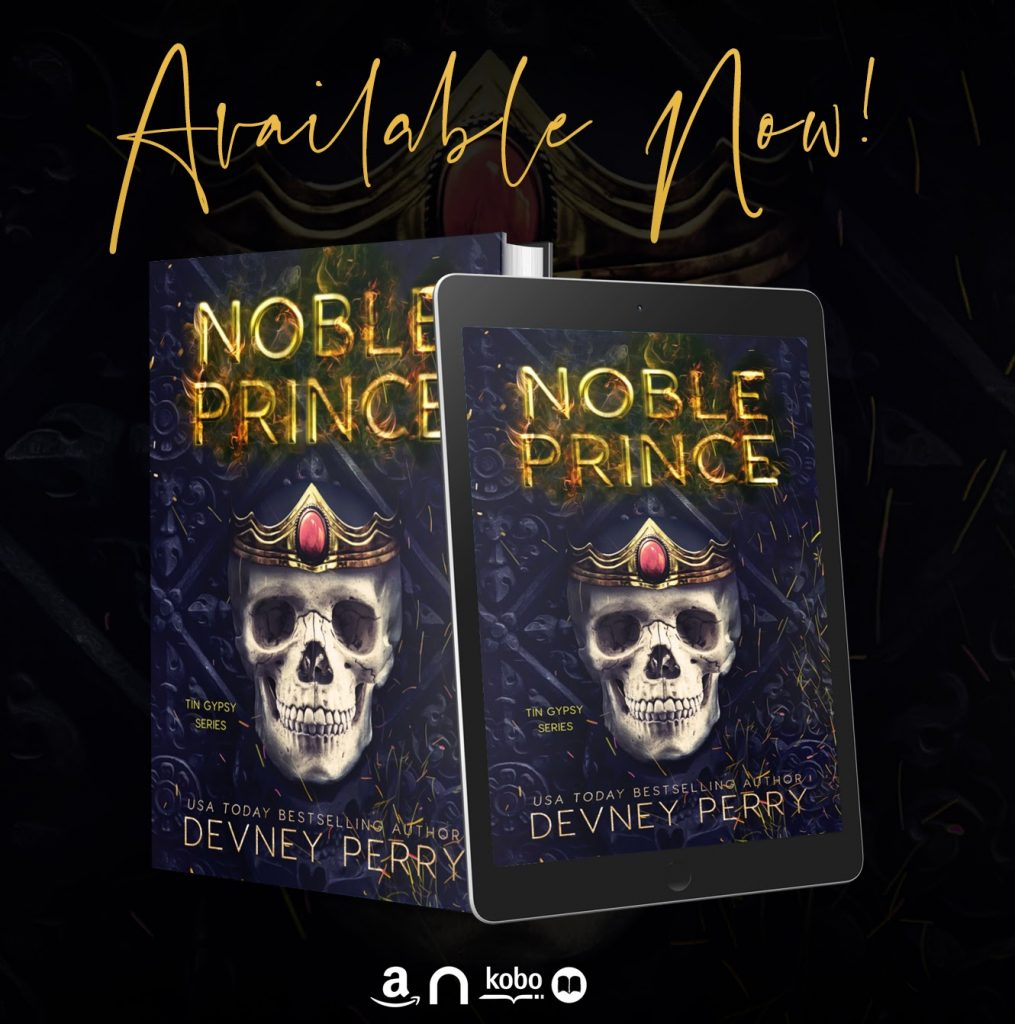 Noble Prince by Devney Perry Now Live