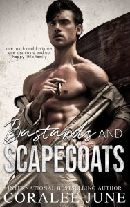 Bastards and Scapegoats by CoraLee June Review