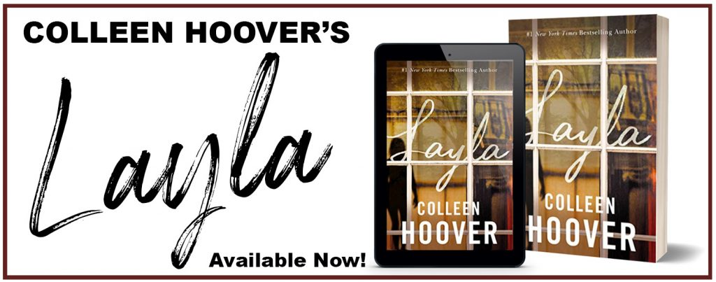 Layla by Colleen Hoover Facebook
