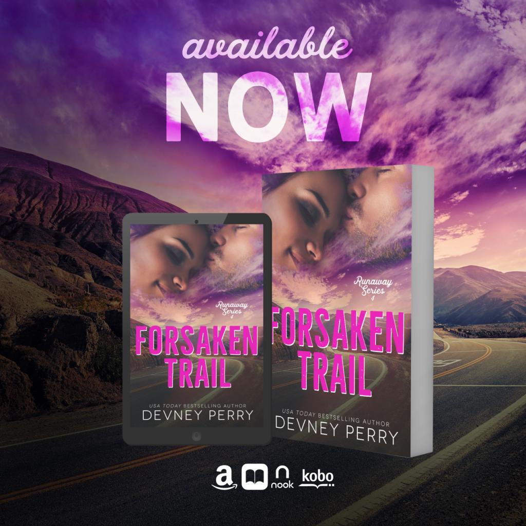 Forsaken Trail by Devney Perry