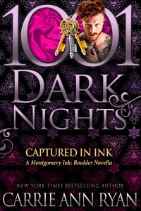 Captured in Ink by Carrie Ann Ryan Blog Tour & Review