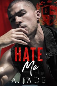 Hate Me by A. Jade Release & Review