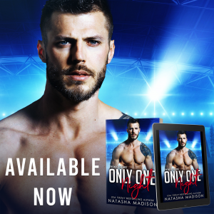 Only One Night by Natasha Madison is live