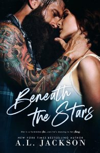 Beneath the Stars by A.L. Jackson Release & Review