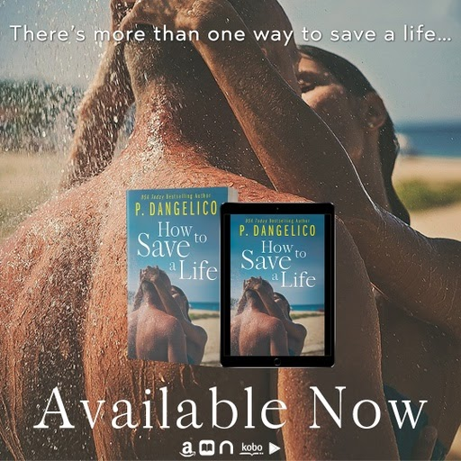 How to Save a Life by P. Dangelico is live