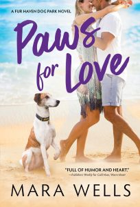 Paws for Love by Mara Wells