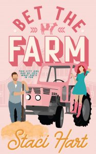 Bet the Farm by Staci Hart Release & Review