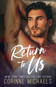 Return to Us by Corinne Michaels Release & Review