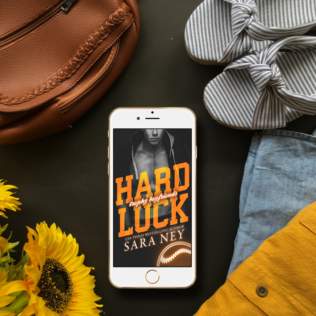 Hard Luck by Sara Ney is live